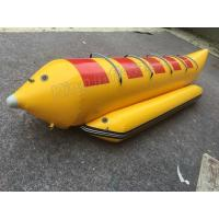 China Exciting Inflatable Fishing Boats 5 Person Fishing Boat For Water Sports on sale