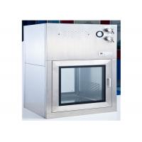 Quality Dynamic Cleanroom Pass Through Box With Electromagnetic Interlock for sale