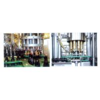 Quality Carbonated Beverage / Beer Filling Machine , Drinking Water or Alcohol Production Line for sale