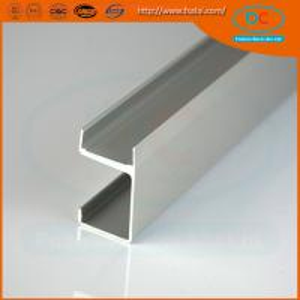 Quality China aluminum window profile, Matt aluminum window section, window profile for sale