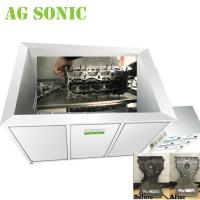Quality 5000L Marine Engine Parts Ultrasonic Cleaner For Automotive Aircraft Marine Engine Parts for sale