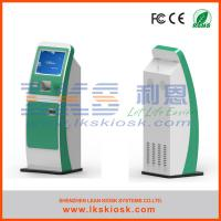 China Bill Digital Pay Kiosk With Touch Screen Kiosk on sale