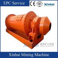 Buy cheap Wet Type ore grinding Overflow Ball Mill Energy Saving High Power from wholesalers
