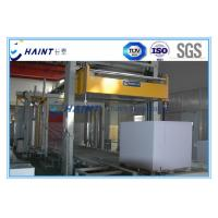 Quality Automatic Pallet Wrapping Equipment 80 Rolls / H With Data Management System for sale