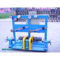 FC-500 Double Twist Bunching Machine , 0.15mm -1.04mm Copper Wire Active Pay Off Machine