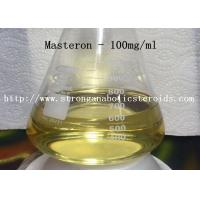 Quality Safe Masteron Legal Injectable Steroids Drostanolone Propionate 100mg/ml CAS 521-12-0 for sale