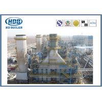Quality Coal Fired Utility Industrial Hot Water Boiler High Pressure Anti Shock ISO Standard for sale