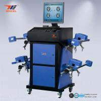 Quality Computerized Automotive Wheel Alignment Equipment With 8 CCD Sensors Wireless for sale