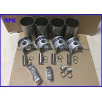 Quality Kobelco Repair Engine Parts Mitsubishi K4M Liner Kit with Gasket set for sale
