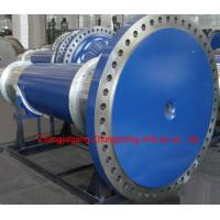 Quality 42CrMo4 / 34CrNiMo6 Forged Steel Shaft , Wind Power Spindle EN10228 Class D for sale