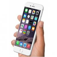 Quality Brand New Apple Iphone 6 16GB Silver Factory Unlocked for sale