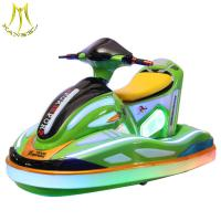 China Hansel outdoor entertainment park ride battery operated ride on motor bike for sale on sale