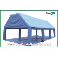 Quality 0.45m PVC / 600d Nylon Giant Inflatable Air Tent Outdoor Blow Up Tent for sale