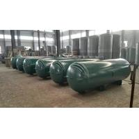 Quality ASME Standard Vertical / Horizontal Pressure Vessel Sealed Tank Customized for sale