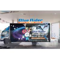 Quality Special Effects Mobile XD Theatre Flat Screen Inside Truck for sale