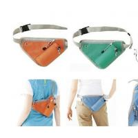 Quality Triangle Shape Sport Waist Bag Oxford Cloth For Travel Digital Storage for sale