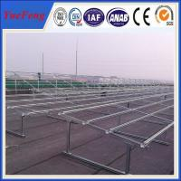 Quality 50KW Ground solar mounting for solar panel installation,solar kits for sale