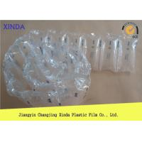 Quality Cushioning Transparent Air Bubble Film , Air Cushion Recyclable Packing Air Pillows for sale