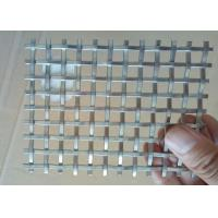 """Buy Fandango anti rust stainless steel 36""""x48""""   decorative wire mesh woven mesh reflective no fade at wholesale prices"""
