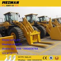 China brand new  SDLG front loader construction lg936  with pallet forks , sdlg compact tractor loader from chinese supplier on sale