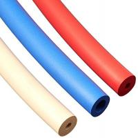 Quality Insulation Silicone Foam Rubber Tubing , Silicone Closed Cell Foam Tubing for sale