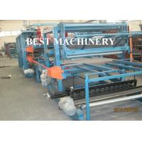 Buy Wall EPS / PU Sandwich Panel Production Line Precast  Auto Cutting at wholesale prices