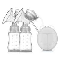 Quality Rechargeable Single Electric Breast Pump , Customized Breast Shield For Nursing for sale