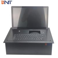 China 15.6 inch FHD office used computer lcd monitor lift with keyboard and mouse on sale