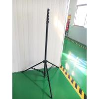 Buy cheap Custom 25 Foot Telescopic Fibreglass Pole With Tripod For Photography / from wholesalers