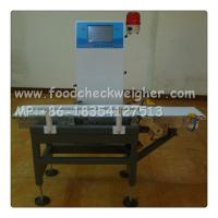 Quality Chemical industry check weigher,1200*550*1330mm,wood industry weigh machine for sale
