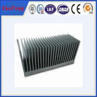 Quality aluminum extruded heat sink,aluminum heat sinks for sale,aluminum heat sink design for sale