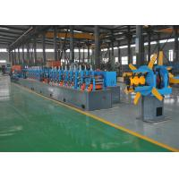 Quality Automatic Round Tube Mill Machine Carbon Steel Tube Making Machine for sale