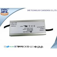 Quality Waterproof Sliver Aluminum IP67 100W Constant Current LED Driver 100V - 240V for sale