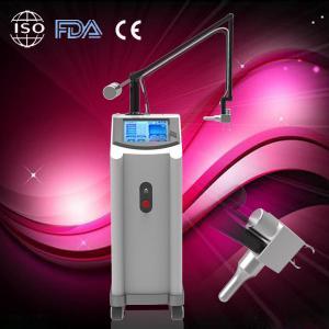 China Laser resurfacing 10600nm Co2 Fractional Laser Machine With RF Metal Laser Tube on sale