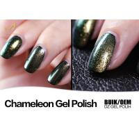 Buy cheap Color Changing Chameleon Nail Paint UV Neon Gel Nail Polish Durable No Crick from wholesalers