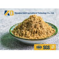 Quality Free SGS Certification Fish Meals , 65% High Protein Animal Feed Additive for sale