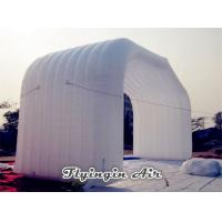 China Inflatable Cover Tent for Concert Inflatable Tunnel Tent for Music Festival on sale