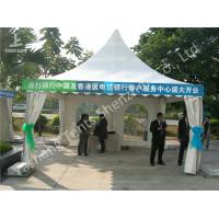 Buy cheap Outdoor Aluminum Frame High Peak Tents , Pagoda Corporate Event Tent from wholesalers