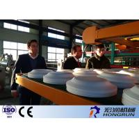 Quality Eco Friendly High Speed PS Foam Plate Making Machine With Automatic Robot arm for sale