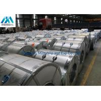 China Roofing Sheet Hot Dipped Galvanized Steel Coil ASTM A755M 600mm - 500mm Width on sale