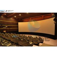 Quality The most popular and great 5D movie cinema theater equipment / 5D Movie Theater for sale