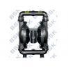 Membrane Casting Steel Diaphragm Pump / Diaphragm Liquid Pump for sale