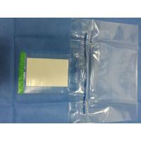 Buy cheap OEM Blue Non Woven Mediall Eye Drape Sterile for hospital use from wholesalers