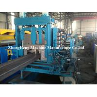 3 Roller Z Purlin Roll Forming Machine For Large Warehouse 2 - 3mm Thickness for sale
