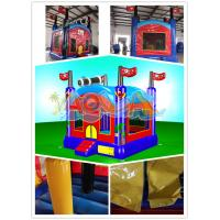 Quality Inflatable Pirate Bouncy Castle for sale