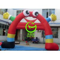 Quality Popular Cheap Inflatable arch for sale by Oxford material  GTAR-1604 for sale
