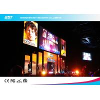 Quality SMD2121 RGB Rental Led Display 500 X 1000mm Ultra thin LED screen P4.81 P6.25 for sale