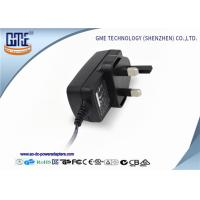 Quality Qualified  UK Plug 24V 0.5A Switching Power Adapter For Game Player for sale