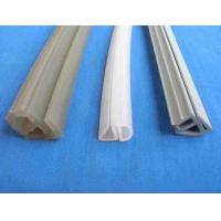 Quality Maintenance Free Silicone Seal Strip , Platinum Cured Silicone Extruded Profiles for sale
