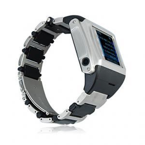Quality W600T Men's Quadband Wrist Watch Phone With Bluetooth FM Radio, Bluetooth for sale